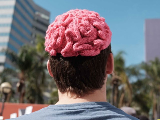 Pussyhat Brains Science March (Getty)