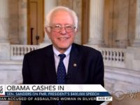 Sanders: Obama's Wall Street Speech 'Unfortunate'