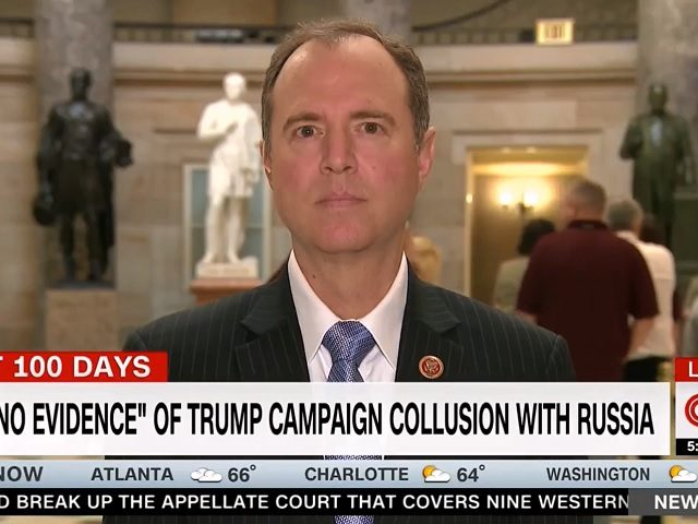 Dem Rep Schiff: 'I Believe' There's Evidence of Trump Camp-Russia Collusion, 'Premature' to Say There Will Be No Proof