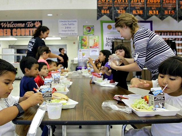 School Lunch APGosia Wozniacka
