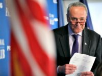 Donald Trump: Chuck Schumer 'Leading Democrats to Doom'