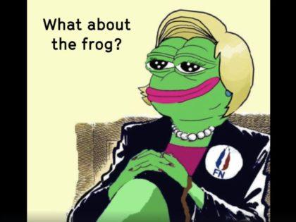 Le Pen Pepe Meme