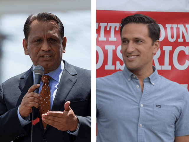 L.A. District 1 candidates (Scott L and Umberto Brayj / Flickr / CC / Cropped)