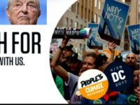 George Soros-Backed Climate March Brings Celebs to National Mall on Sweltering Saturday
