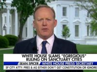 Spicer: Sanctuary Cities 'Have the Blood of Dead Americans on Their Hands'