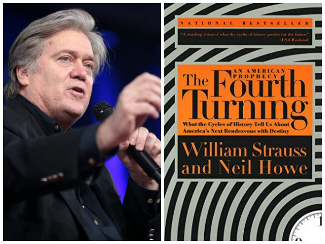 NYT: Dissecting Bannon's Worldview from 'The Fourth Turning'