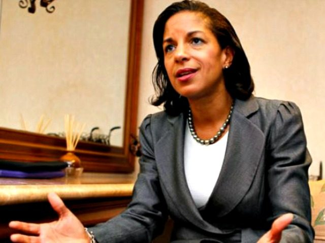 Former National Security Adviser Susan Rice Responds to Declassification of Email
