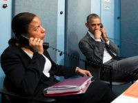 Susan Rice, 'Deep State' Running Mate
