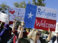 Syrian Refugees in Texas AFP Photo