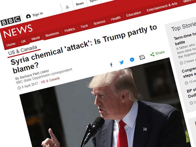 TRUMP BBC