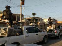 Tamaulipas gun battle