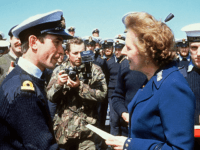 Thatcher Falklands