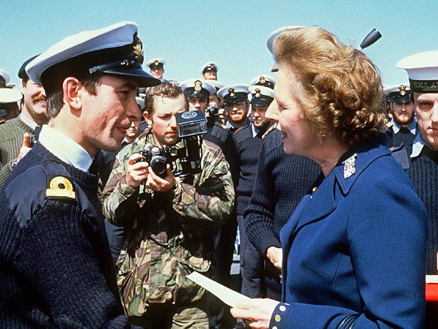 Thatcher Falklands