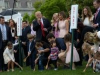 TrumpFamily-EasterEggRoll-WhiteHouseSouthLawn-April-17-2017-AP