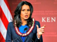Tulsi Gabbard Blasts Trump's Response to Khashoggi Killing: 'Being Saudi Arabia's B*tch Is Not America First'