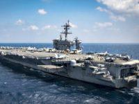 USS Carl Vinson U.S. Navy