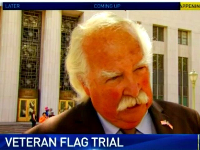Veteran Flag Trial