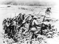 WWI-World-War-I-Doughboys-Trench-Warfare-AP