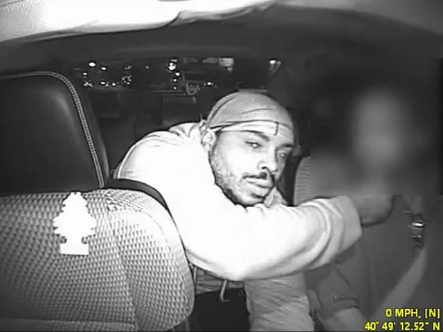 Video: Suspected Robber Threatens Cab Driver at Knifepoint in the Bronx