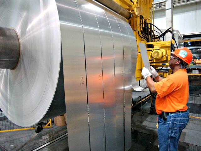-aluminum manufacture APDaniel R. Patmore