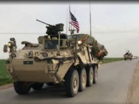 Video Surfaces of U.S. Presence Near Turkish Soldiers, Kurdish Militia on Syrian Border