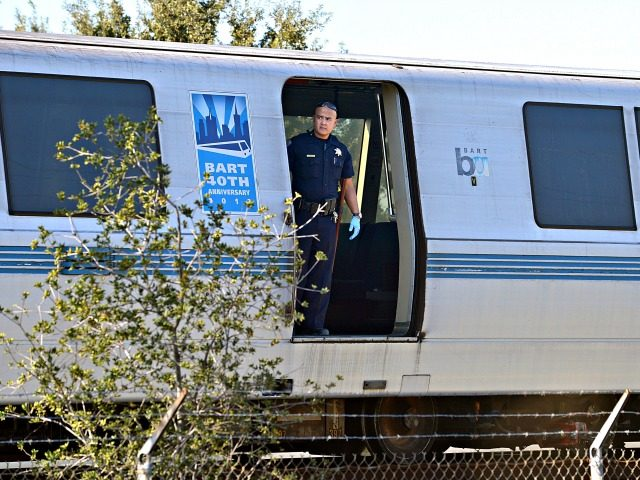 bart_train_deaths_officer- AP PHOTOTHE MERCURY NEWS, DAN ROSENSTRAUCH