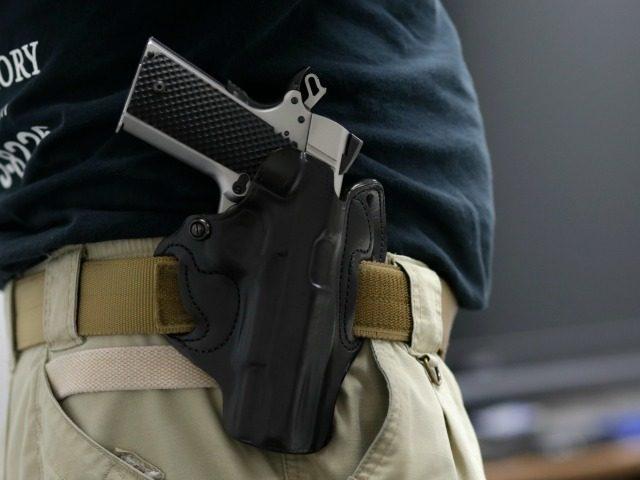 gun carryAP/Lynne Sladky