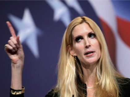 Ann Coulter: Taxpayers Supporting Leftist 'Thugs' That Have Taken Over Universities