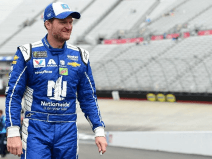 Dale Earnhardt Jr., pictured on April 22, 2017, will retire after 18 seasons and more than 603 starts