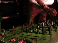DJ Mix Panel