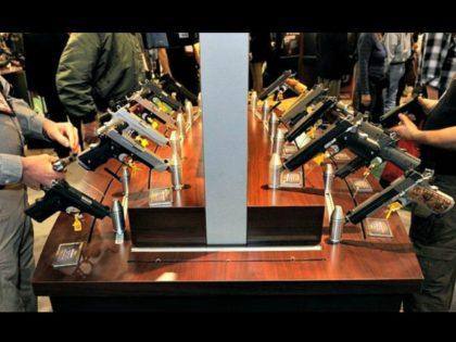 handgun sales-Ethan MillerGetty