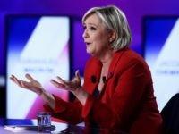 Marine Le Pen Proposes National Referendum on Immigration