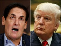 Mark Cuban & Donald Trump