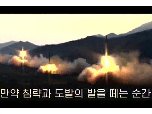 North Korea Releases Video of Attack on Washington D.C.