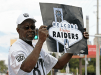 Las Vegas Raiders fan (Ethan Miller / Getty)
