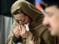 A grieving Pakistani mother cries on the premises of an army-run school in Peshawar on December 22, 2014, where her son Ali was killed during the December 16 massacre by Taliban militants. Pakistan plans to execute around 500 militants in coming weeks, officials said, after the government lifted a moratorium …