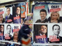 The Four Main Contenders For the French Presidency