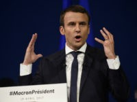 Bloomberg: France Braces for Runoff Between Nationalism and Globalism