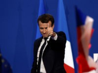 Early French Presidential Polls Show Macron In Double Digit Lead