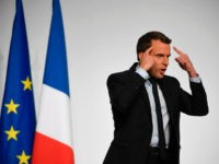 Macron Threatens Poland with Future Sanctions over Refusal to Take in Migrants