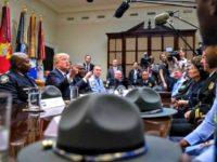 trump-first responders-Andrew HarnickAP