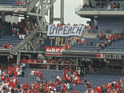 Anti-Trump Banner