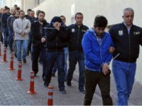 Turkey Arrests over 1,000 'Secret Imams' Who Allegedly Infiltrated Police Force