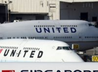 United Airlines faces social media storm after the US airline had a passenger dragged off an overbooked flight
