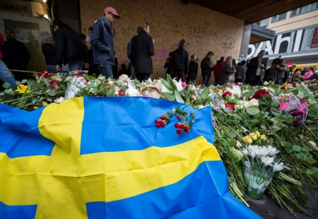 "Suspected Stockholm truck attacker Rakhmat Akilov admits in court to committing a ""terrorist crime"" by mowing down pedestrians on a busy street on Friday"