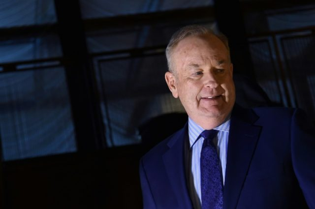 Fox stock gains ground following O'Reilly firing
