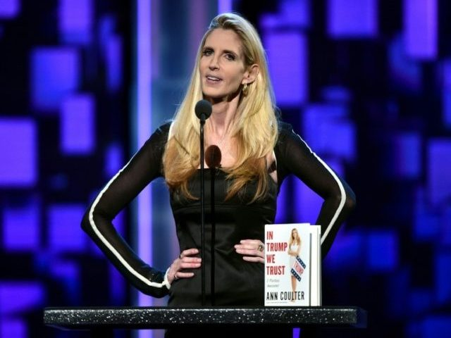 Right-wing political commentator/author Ann Coulter had criticised a decision by Berkeley to cancel a talk she was scheduled to give at the university as an attack on free speech