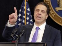 New York Gov. Andrew Cuomo Demands Removal of Confederate Names, Busts