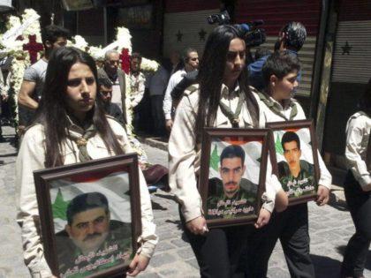 U.N. Envoy: Turkey 'War Crimes' Against Christians in Syria Foreshadow 'Genocide'