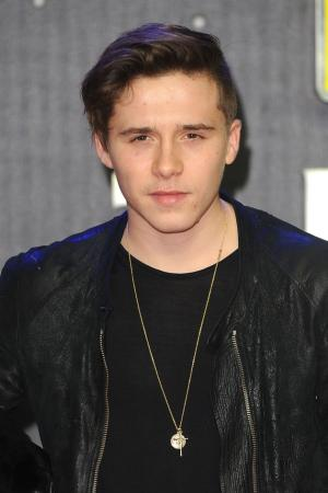 Brooklyn Beckham shows off first tattoo: 'Just like dad's'